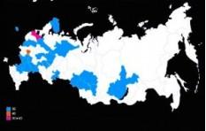 Карта покрытия сети Tele2 в России