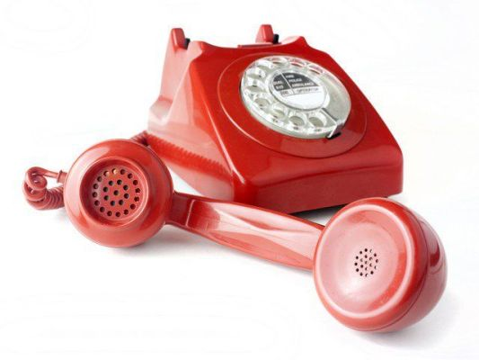 красный телефон скорой