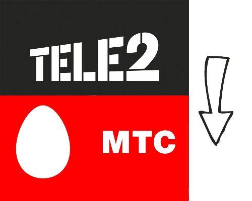 перевод средств с теле2 на мтс
