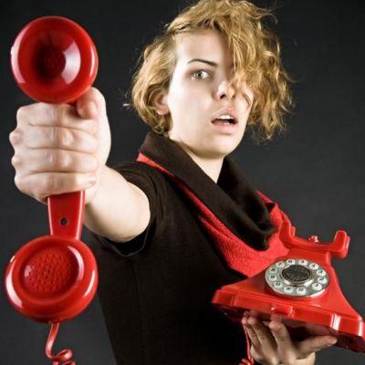 звонок через городской телефон