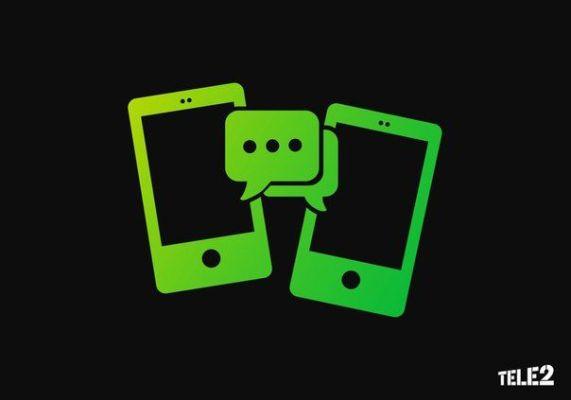 переписка смартфонов теле2