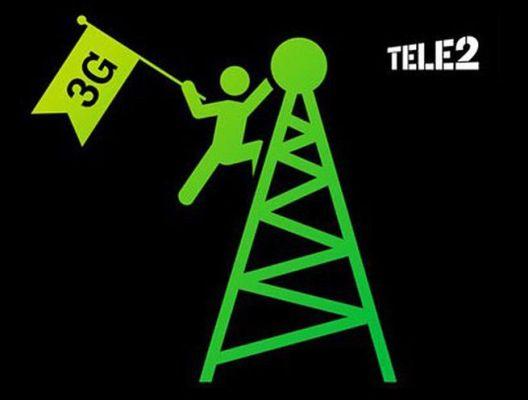 пакет мобильный интернет теле2